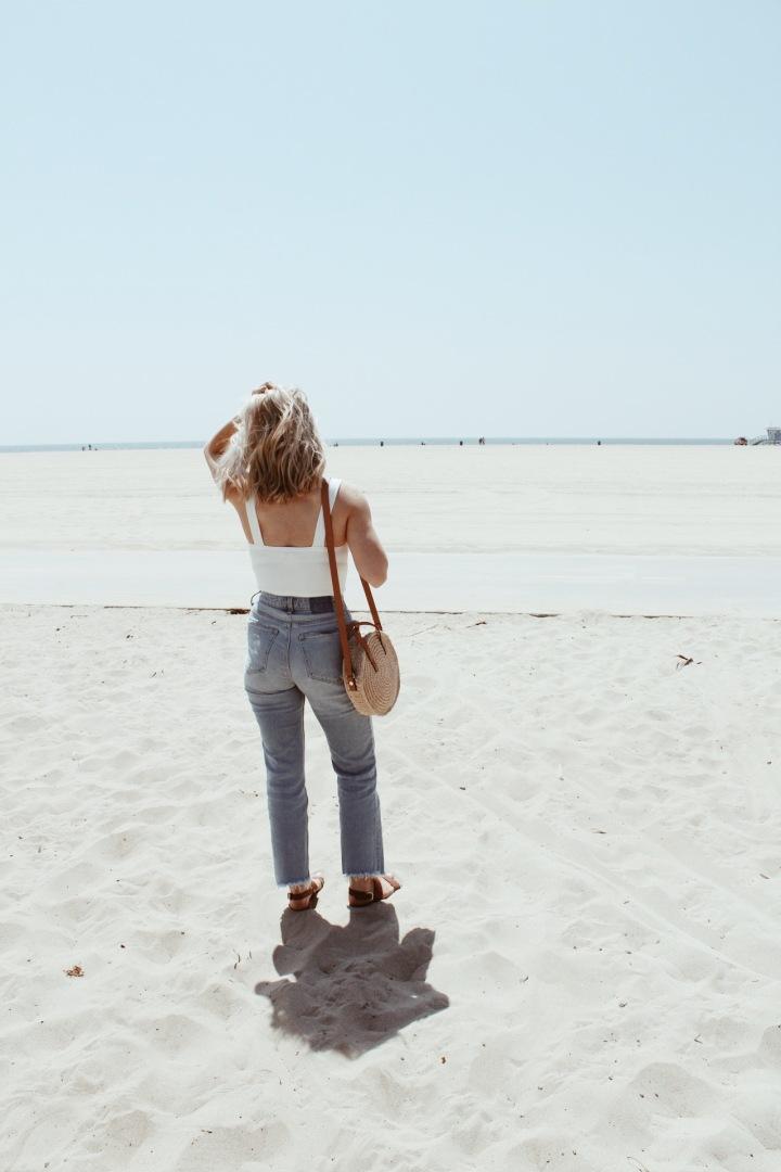 Venice Beach & MomJeans